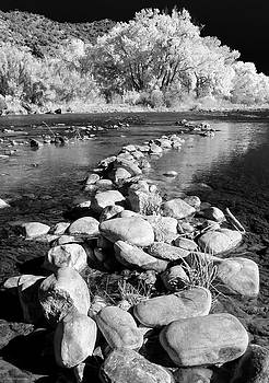 Rio Grande-Infrared by Britt Runyon