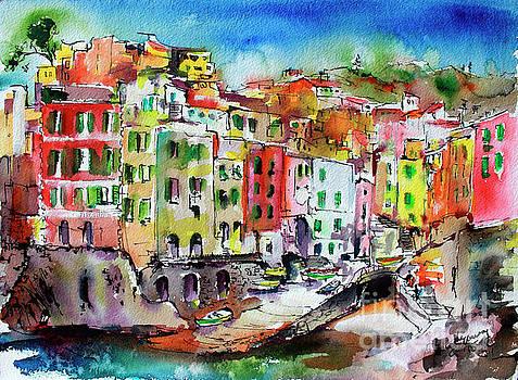 Ginette Callaway - Riomaggiore Cinque Terre