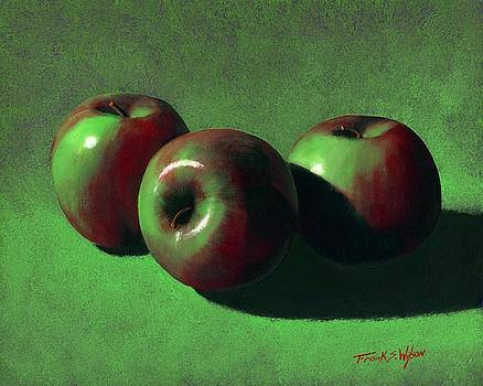 Frank Wilson - Ripe Apples