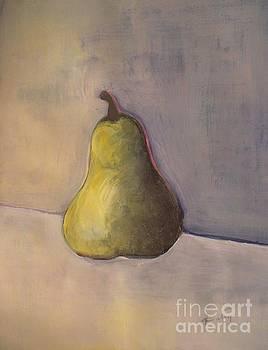 Ripe Pear by Vesna Antic