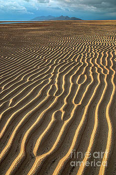 Ripples in Late Sunlight by Spencer Baugh
