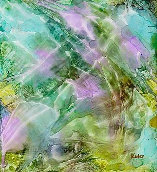 Ripples On Water by Susan Kubes