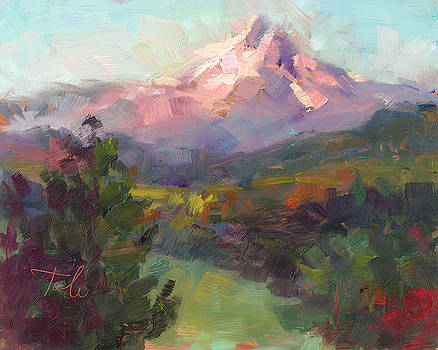 Rise and Shine by Talya Johnson