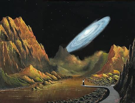 Rise of the Galaxy-1 by Suresh Chakravarthy