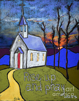 David Hinds - Rise Up and Pray