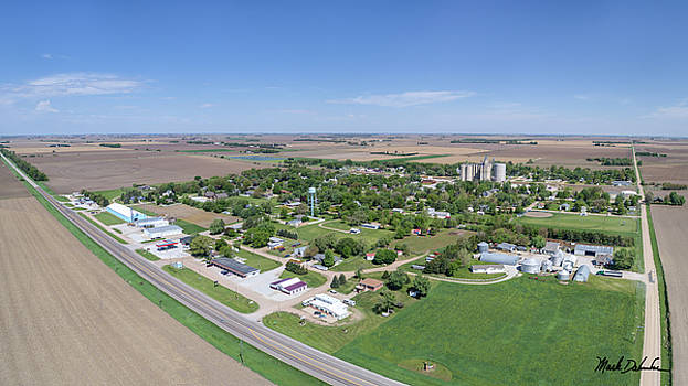 Rising City, Nebraska by Mark Dahmke