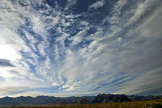 Rising Clouds by Nabila Khanam