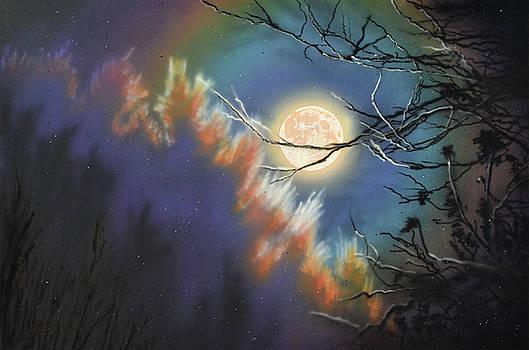 Rising Moon by Lynn Hansen