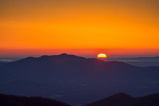 Rising Sun by Steve Hammer