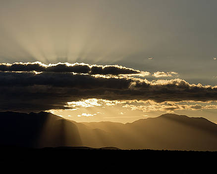 Rising Sun, Taos County, NM by Troy Montemayor