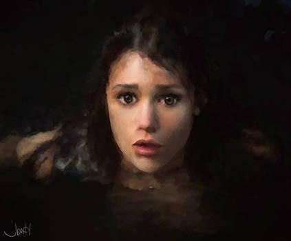 Riven by Jennifer Hickey