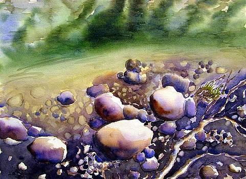 River Bank by Chito Gonzaga