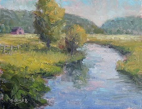 River Bend by Steve Haigh