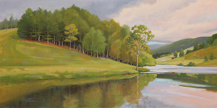River Bend by Todd Baxter