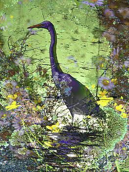 River Bird by Robert Ball