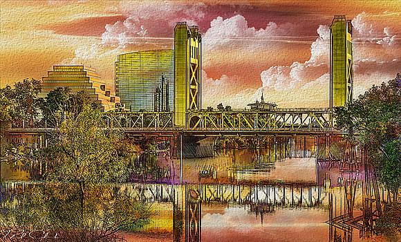River City Sunrise by Phil Clark