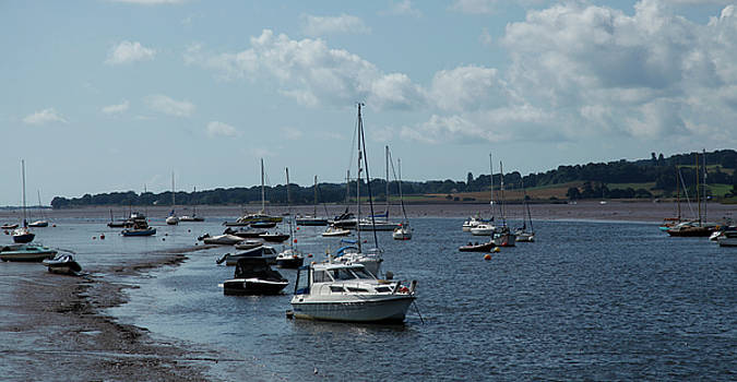 River Exe, Devon by Mike Finding