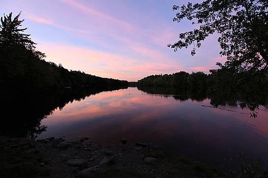 River Harmony  by Linda Edgecomb