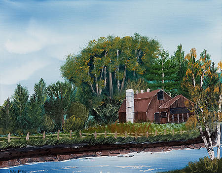 River Home by Julia Ellis