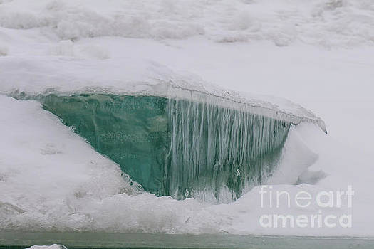 Rod Wiens - River Ice
