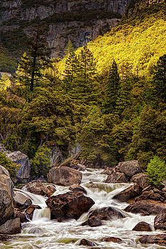 River in the Mountains by Andrew Soundarajan