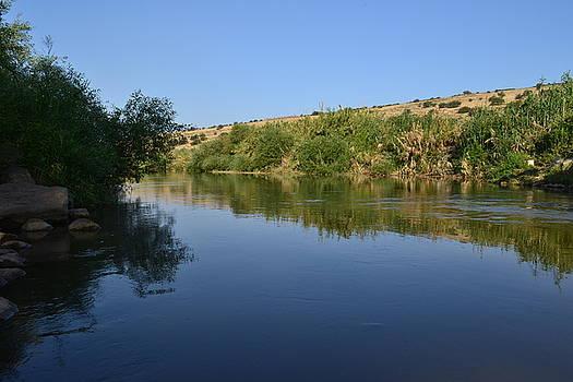 River Jordan by Atul Daimari