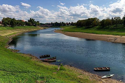 Elenarts - Elena Duvernay photo - River Kupa in Sisak, Croatia