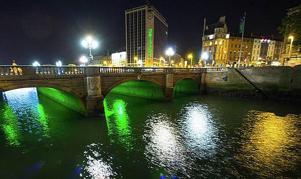 Mike Shaw - River Liffey Dublin