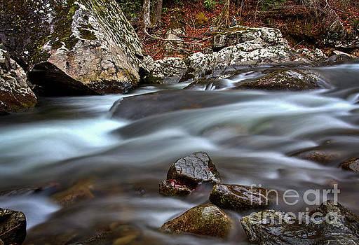 River Magic by Douglas Stucky