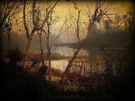 River Mist by Dottie Dees