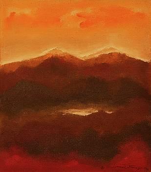 River Mountain View by Edward Longo