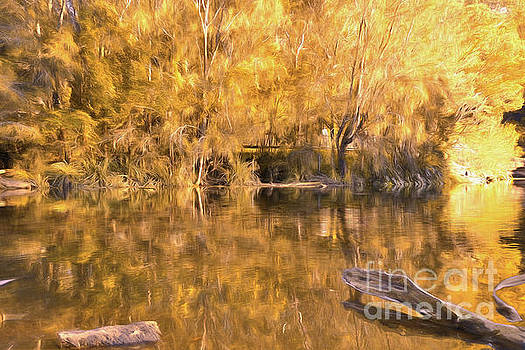 River of Fire by Kaye Menner by Kaye Menner