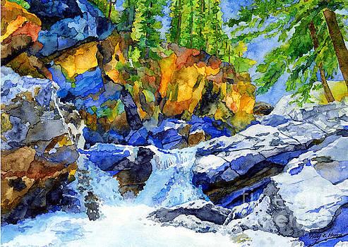 River Pool by Hailey E Herrera