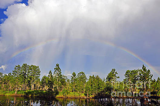 River Rainbow by Al Powell Photography USA