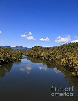 Jill Lang - River Reflections