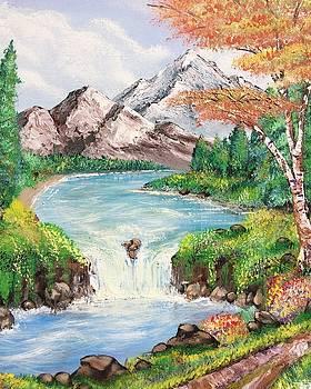 River Runs by Ricky Seagroves