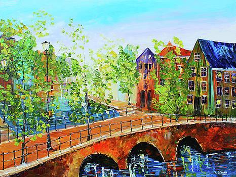 River Runs Through It by Kevin Brown