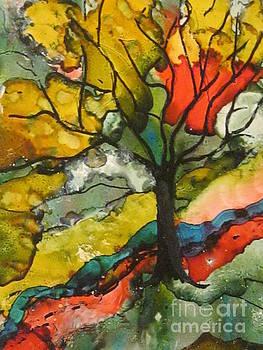 River Runs Through by Jacqui Hawk