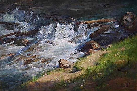 River Series #9 by Kelvin Lei