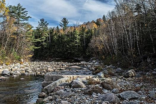 Robert Hayes - River Somewhere On New Hampshire Route 16