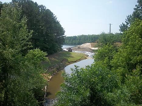 River Started by Scarlett Stephenson