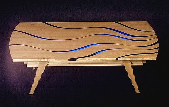 River Table by Scott Reuman