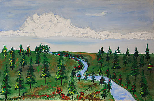James Bryron Love - River Valley