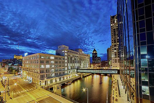 River View by CJ Schmit