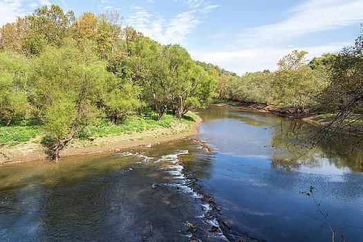 River View by John M Bailey