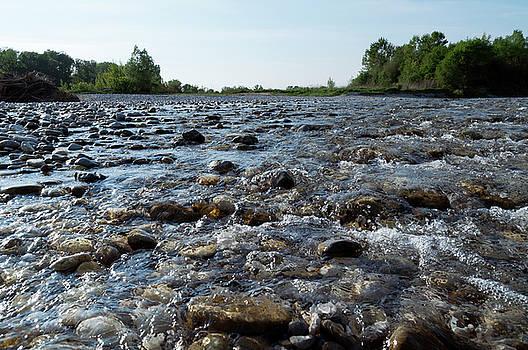 River walk by Helga Novelli