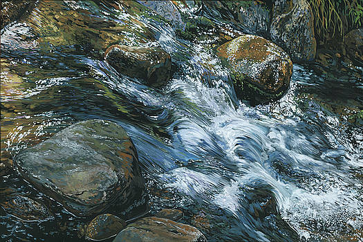 River Water by Nadi Spencer