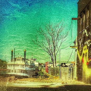 Riverboat In Bushwick, Brooklyn! by Visions Photography by LisaMarie