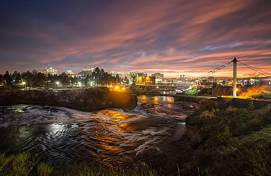 Riverfront Park by James Richman