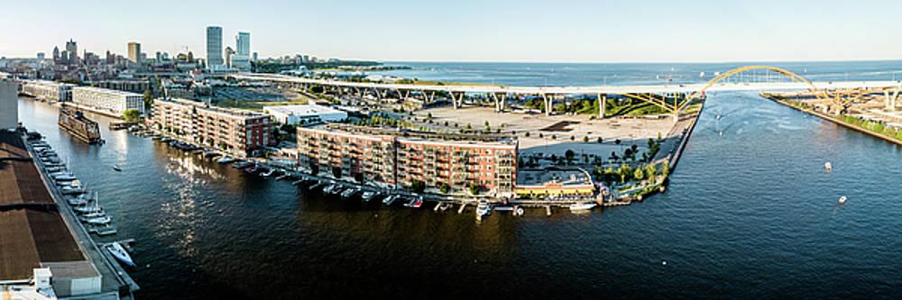 Riverfront by Randy Scherkenbach